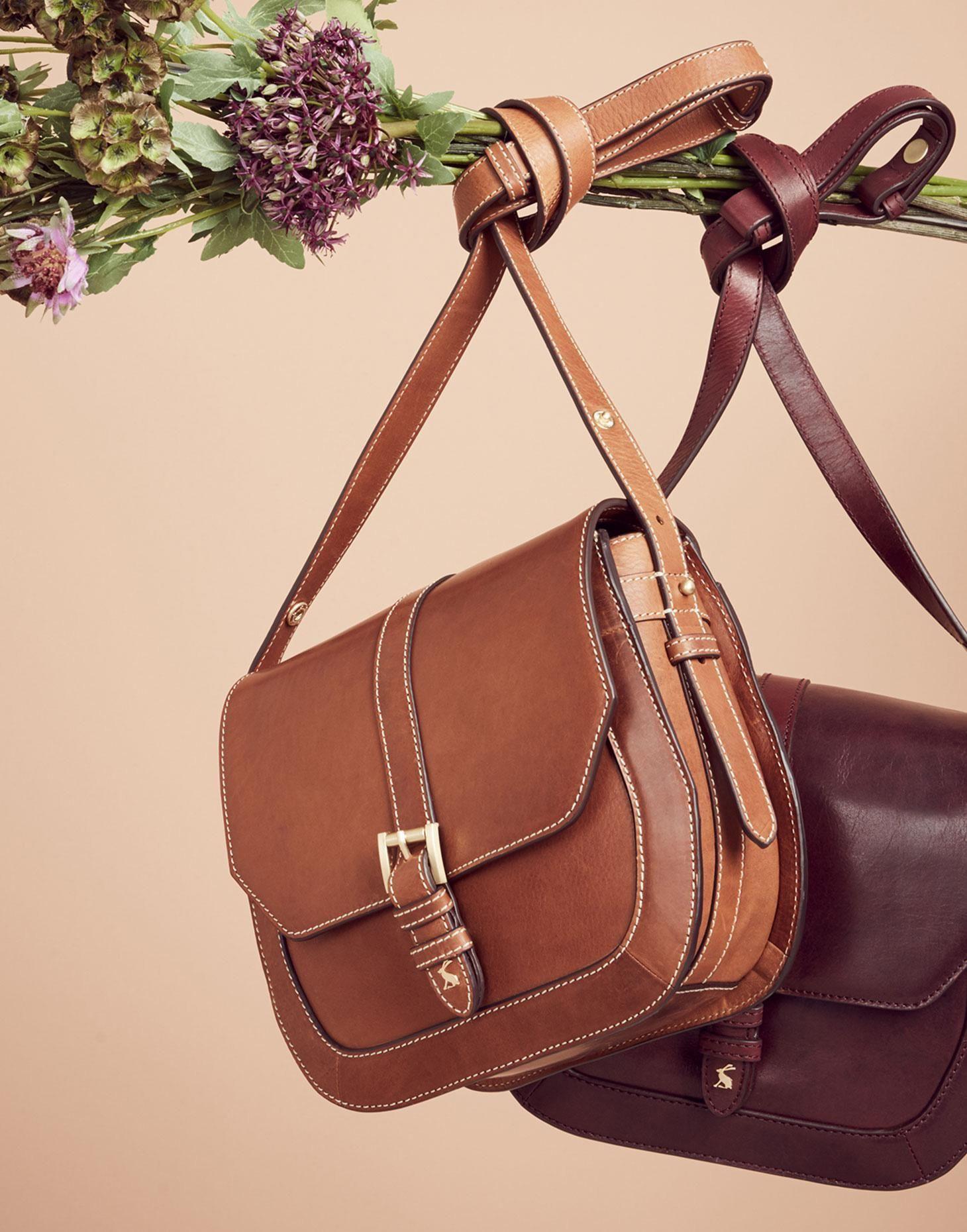Saddle Leather Cross Body Bag In 2019 Handbags Uk