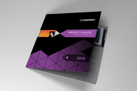 Indesign Brochure Led Tech Vol2 Online Brochure Maker Brochure
