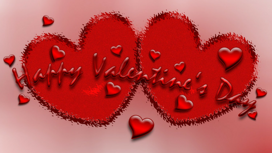 Valentine's Day The day of Romance Happy valentine day