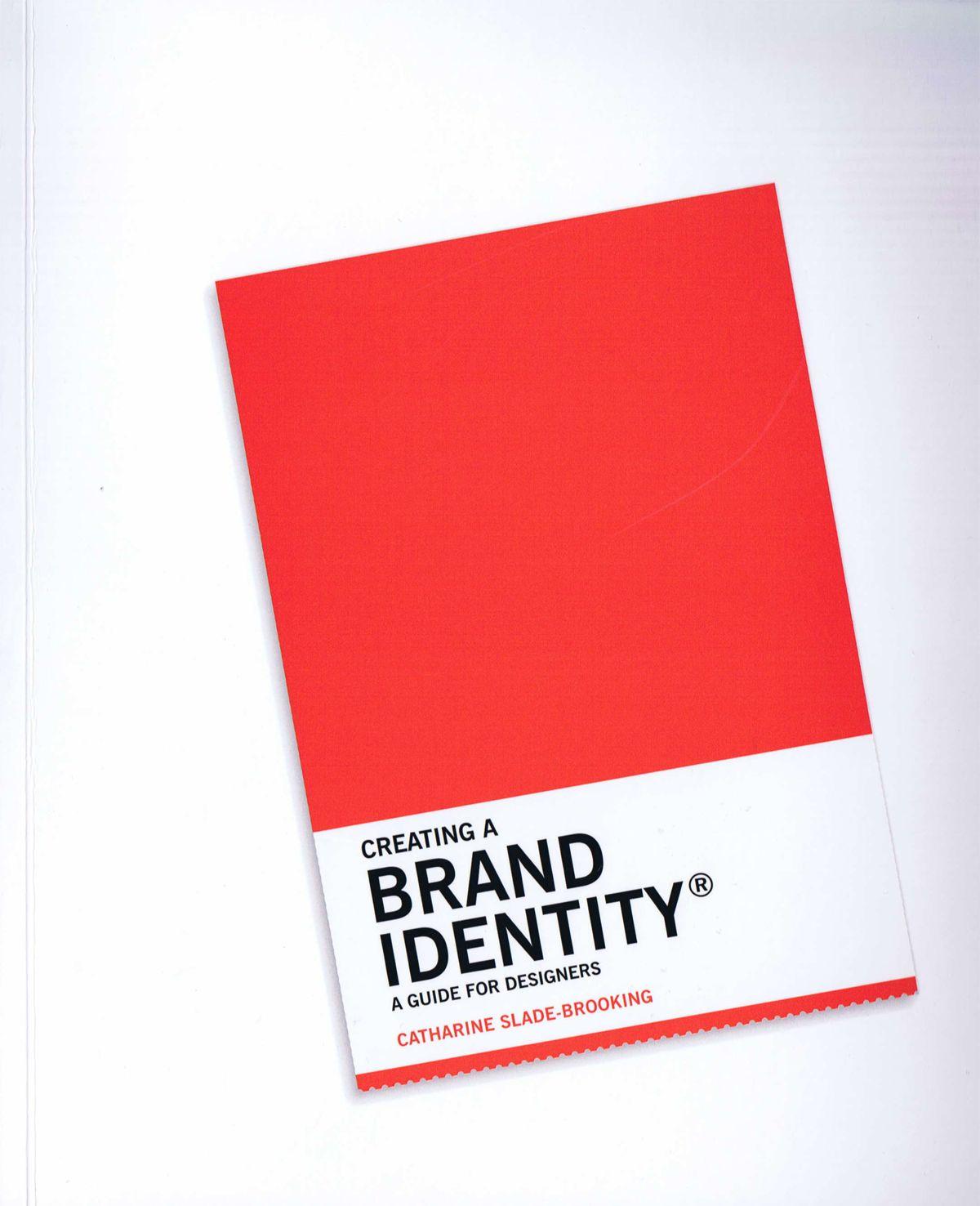 Creating a Brand Identity: A Guide for Designers bog fra Viking og Creas