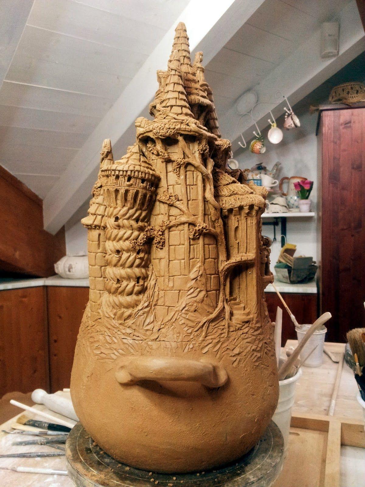 pentola CASTELLO in terracotta   Ideen, Keramik