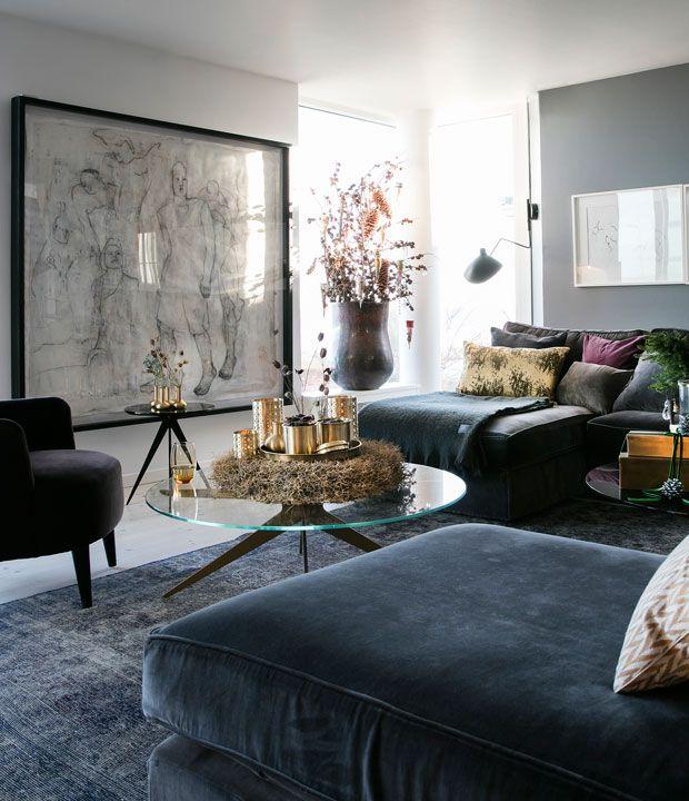 inspiration til stuen Inspiration til stuen 2017 | Inspiration. | Pinterest | Interior  inspiration til stuen