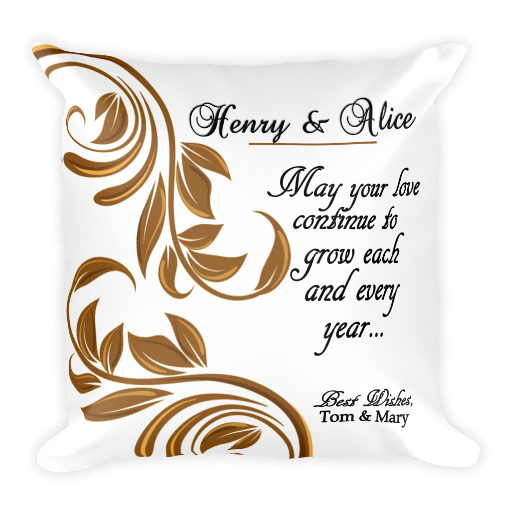 Best Wishes Wedding Gift Pillow Wedding Pillows Pillow Gift Wedding Gifts