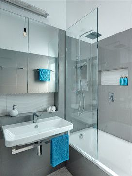 Jordan Smith Henley Beach Contemporary Bathroom Adelaide