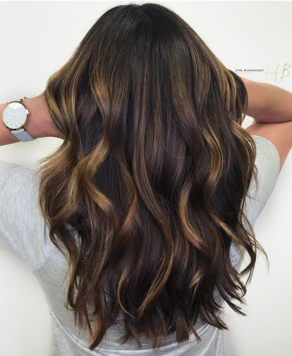sweet caramel balayage hairstyles for brunettes and beyond