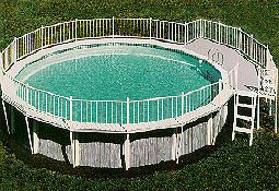 Decking Options For Above Ground Pools Outdoor Fun Pinterest Ground Pools