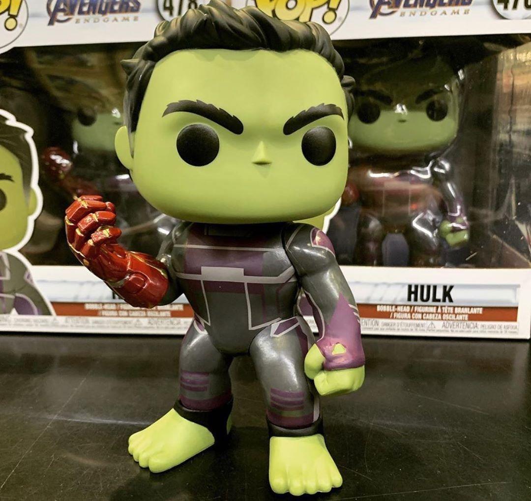 Funko dorbz Marvel Thor Ragnarok HULK # 366 LIMITED EDITION 5000 avec protecteur