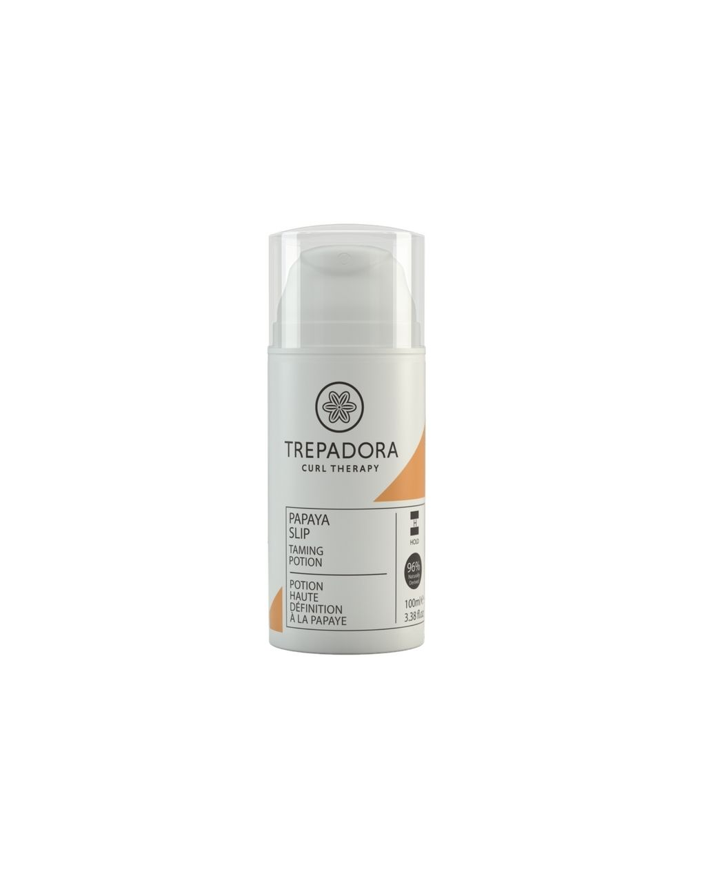 Flexible hold with this papaya extract taming potion a natural product formula that will tame frizz and define curls.
