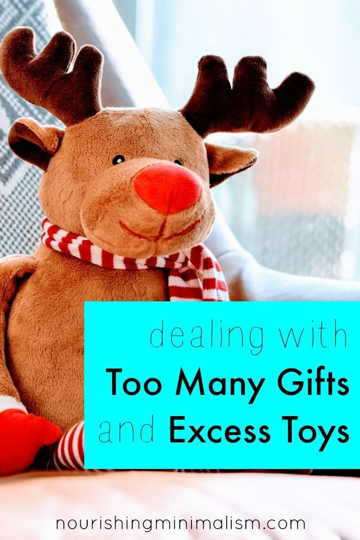 Dealing With Over Abundant Gifting And Excess Toys Toys