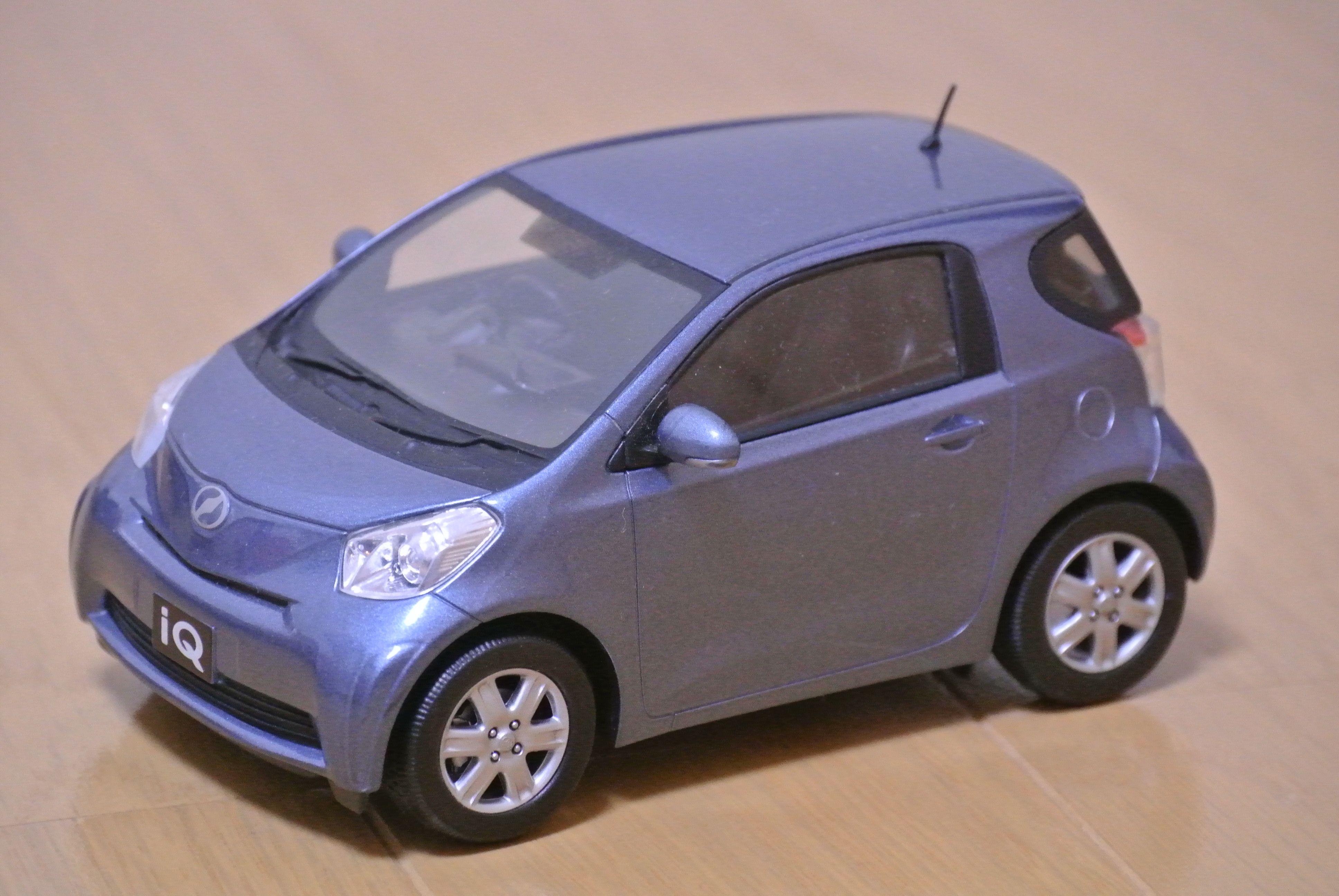 1 24 Toyota Iq Small Cars Toy Car Suv