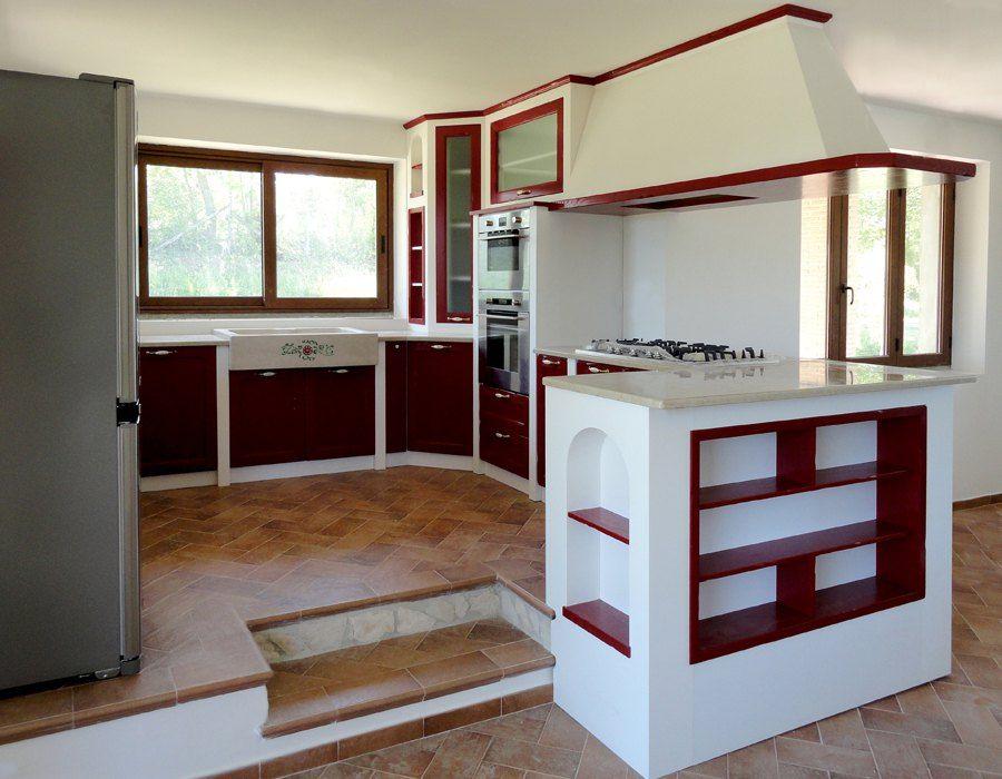 Risultati immagini per cucine in muratura | Bucătării | Pinterest ...