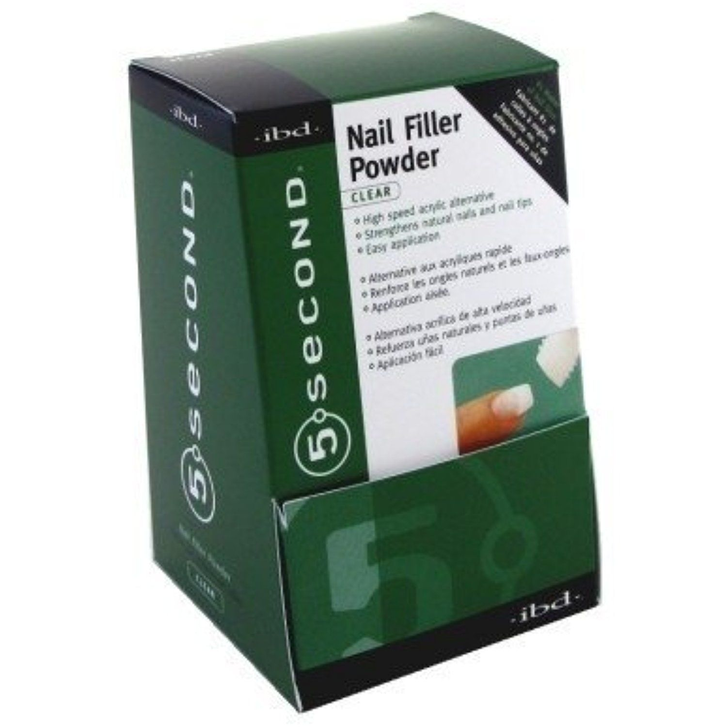 Ibd-5 Second Nail Filler Powder (12 Pieces) * Learn more by visiting ...