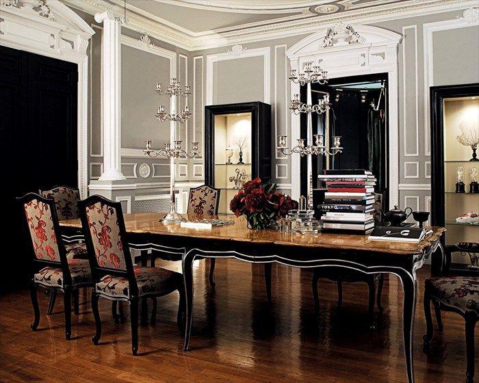 Catalogo De Ofertas De Roche Bobois Modern Dining Room