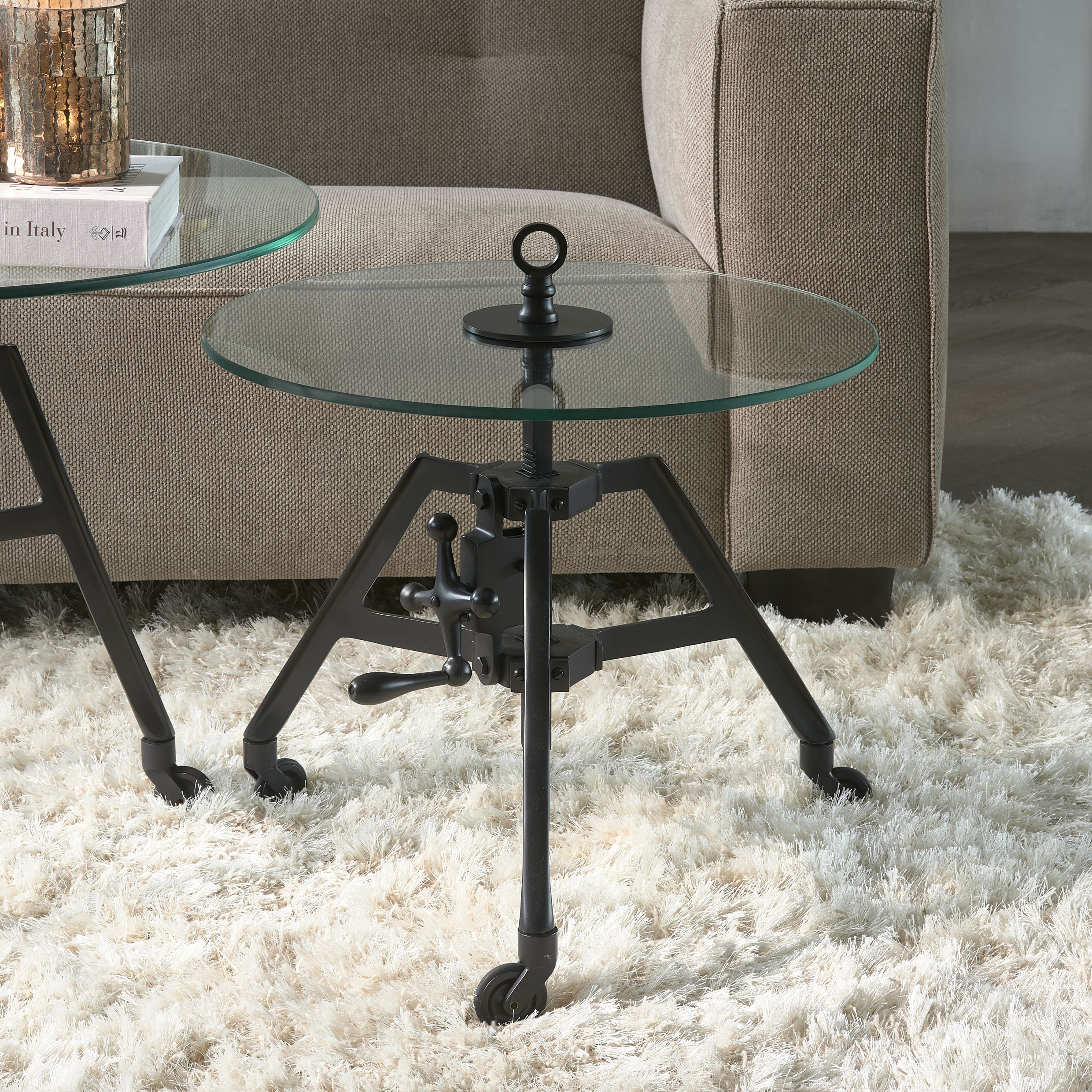 Riviera Maison Bricklane Table In 2020 Loft Style Interior Table Glass Top Table [ 2480 x 2480 Pixel ]