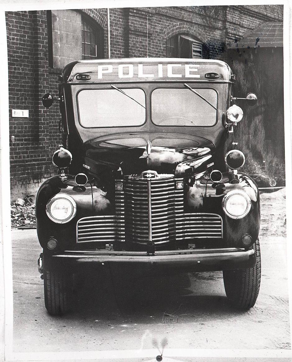 Richmond, VA Police - Circa 1950