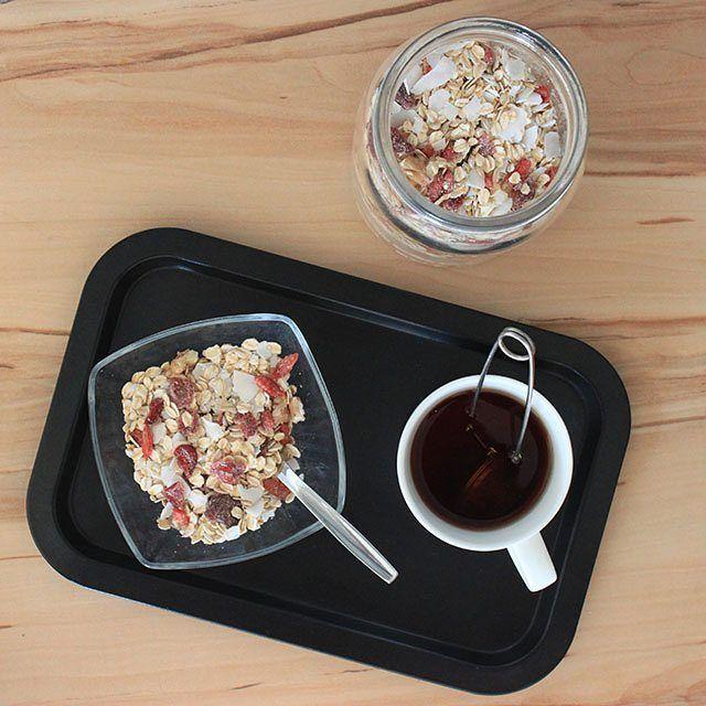 Merry Little Home - Breakfast is ready... yummy!
