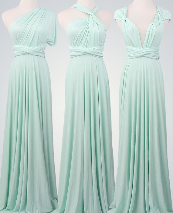 Mint Bridesmaid Dress 53e7728711f3