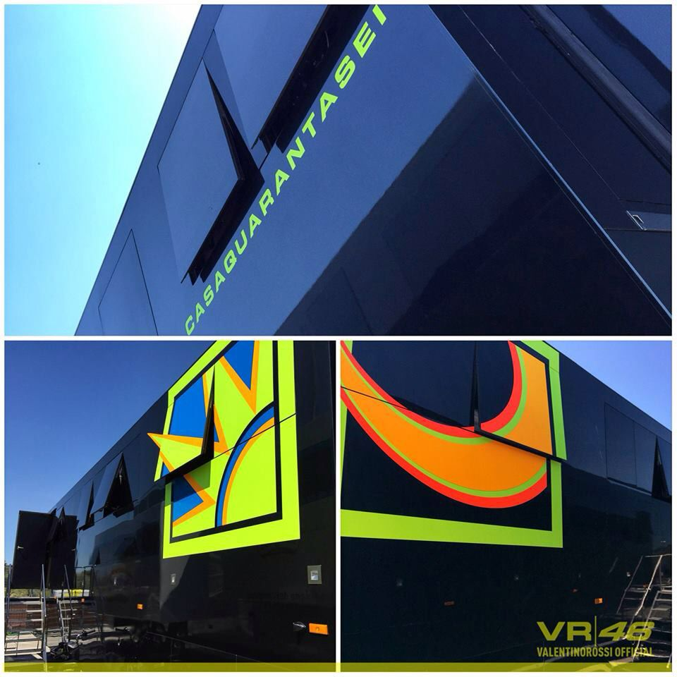 04 #Jerez #ValentinoRossi P3 2015