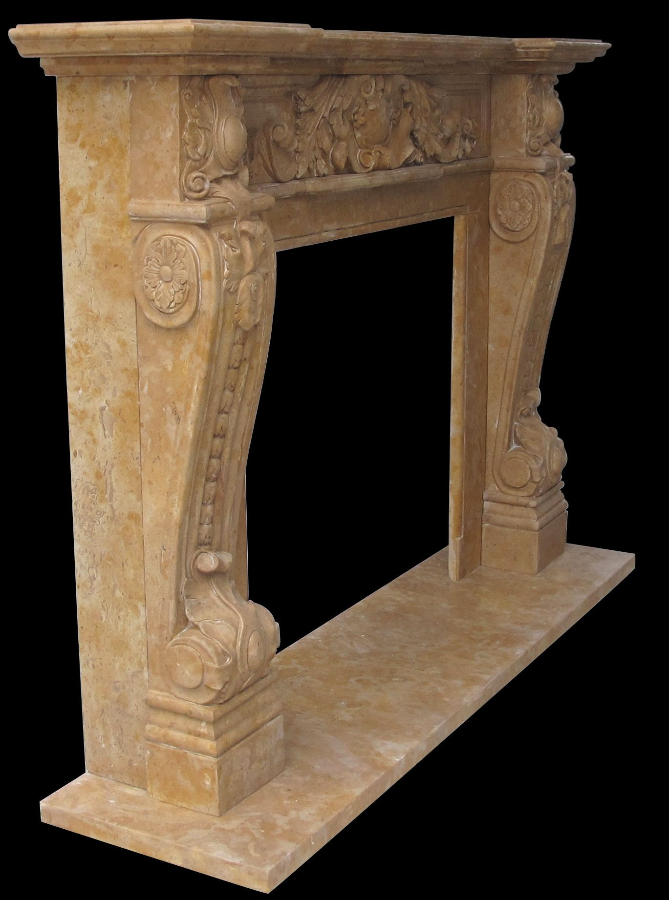 antique marble fireplace mantels. Verona French Style Fireplace Sale artisan kraft Beige antique marble hand  carved