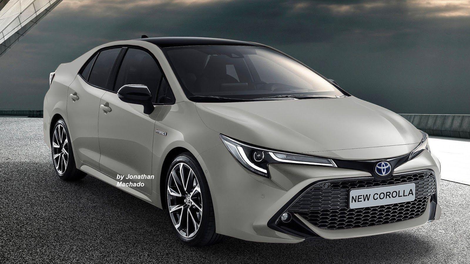 2019 Toyota Corolla S Toyota Corolla New Generation New Toyota