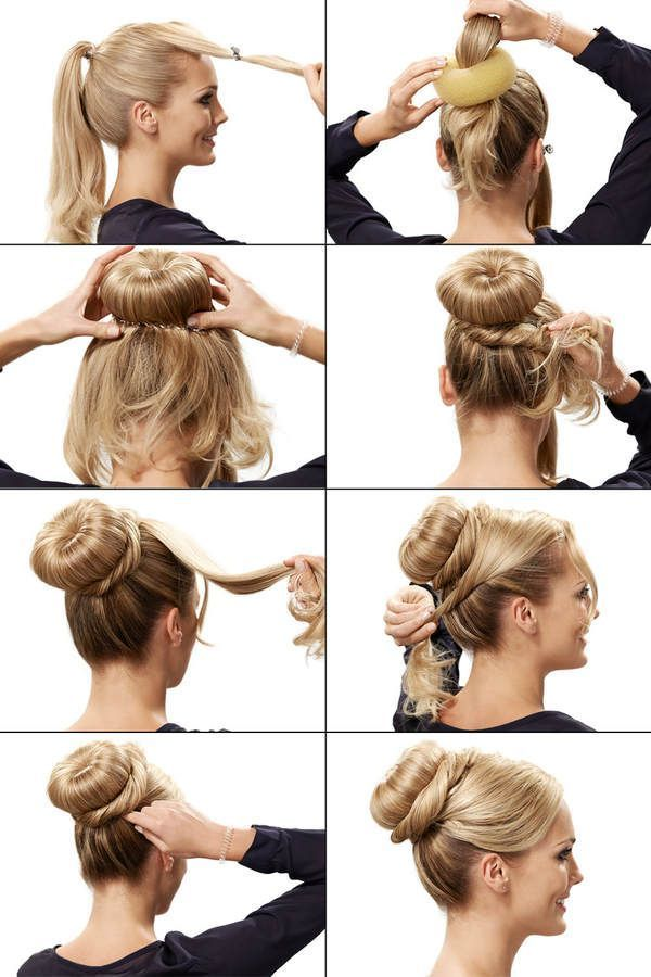 Hairstyles for copying with video instructions – New Site
