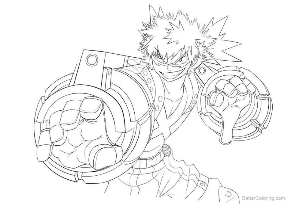 my hero academia coloring pages Google Search Coloring