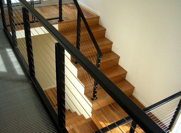 Modern Handrails Adding Contemporary Style To Your Homeu0027s Staircase