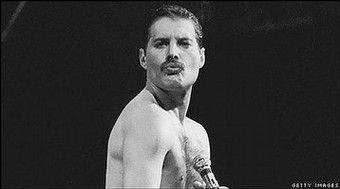 Freddie Mercury was lovely