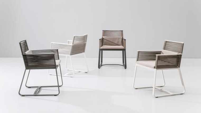 Kettal | Typology | Chaises | Mobilier Terrasse | Pinterest ...