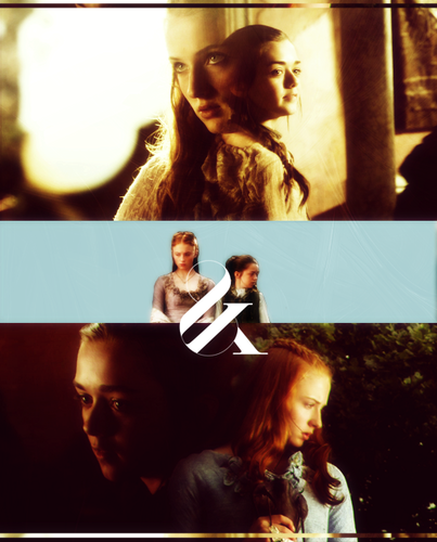 Arya Stark - arya-stark Fan Art