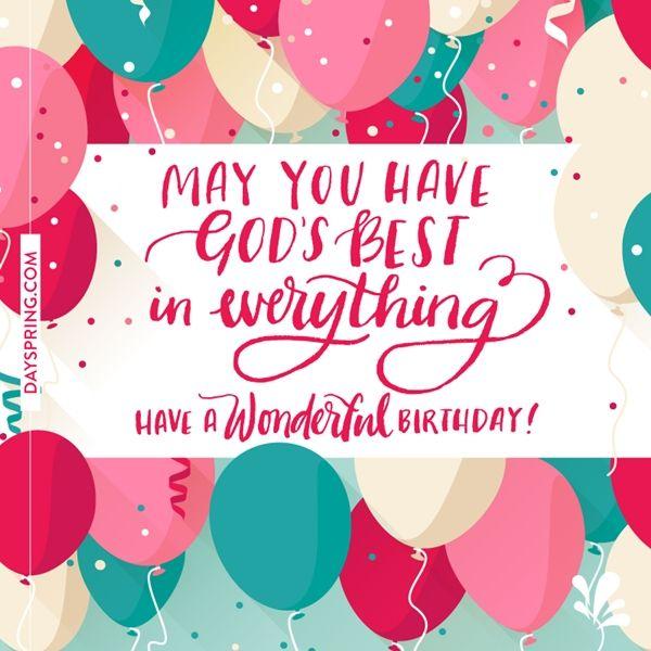 A DaySpring Birthday