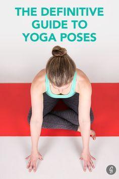 basic yoga moves cheat sheet with images  yoga poses