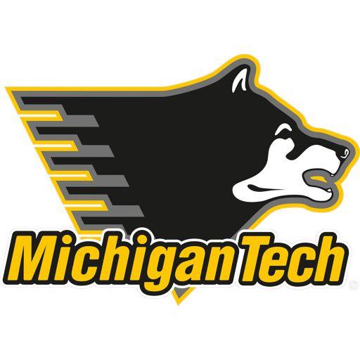 Michigan Tech Logo Michigan Tech Huskies Logo Fathead Wall Graphics Fatheads Fathead Michigan Tech Michigan Technological University University Logo
