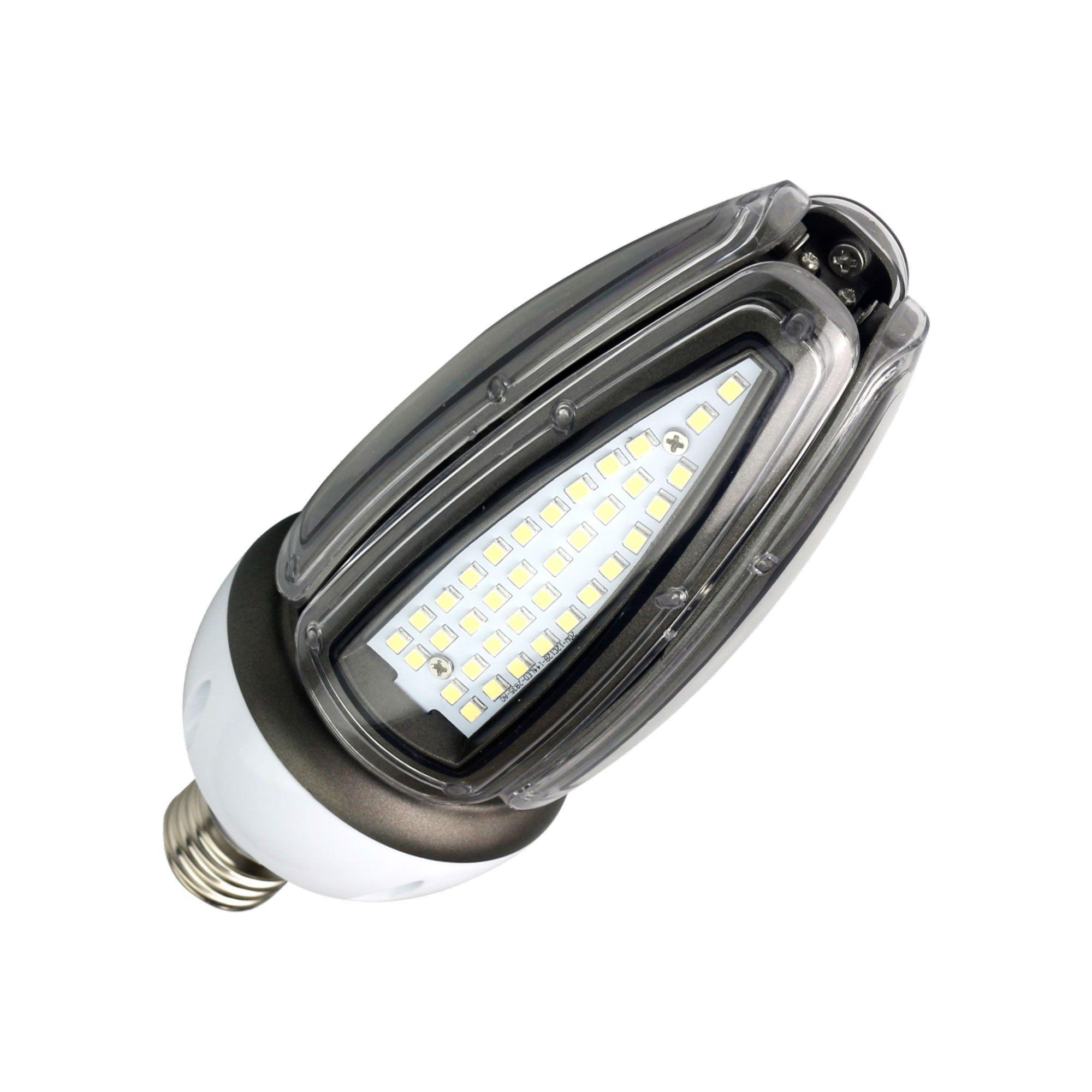 Street Light Bulb Led 10w 20w 30w 40w 50w E27 E40 Base Led Indoor Lighting Led Down Lights Street Light