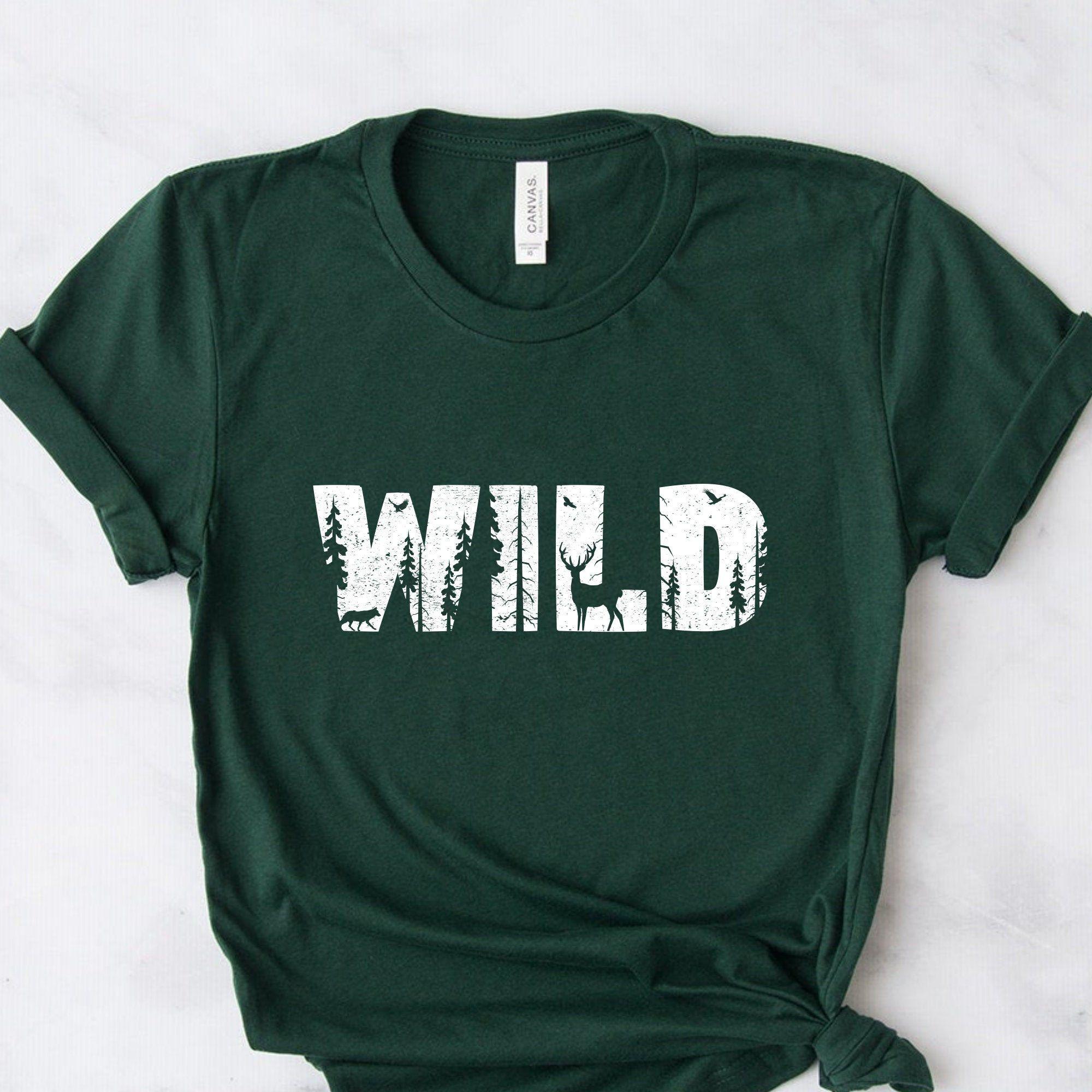 Wild Shirt, Wildlife Conservation Graphic Tee -   14 holiday Logo trees ideas