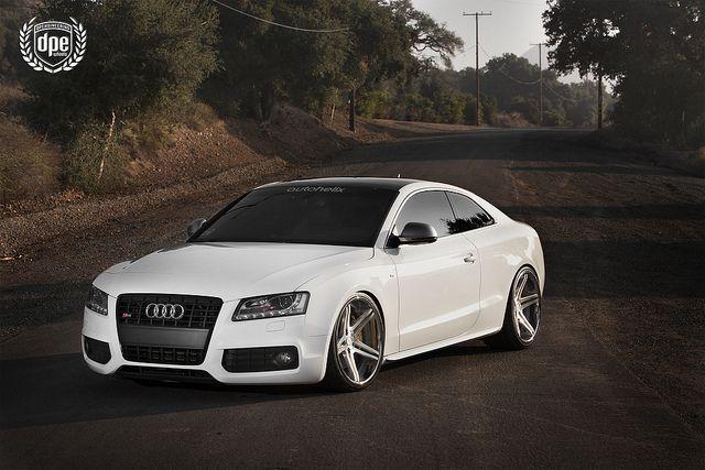 Audi S5 on DPE CS5S V1