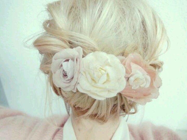 kk z kwiatami