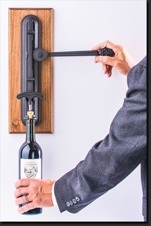 Bon Vivant Wine Opener This Product Is A Fully Functional Wall Mounted Antique Replica