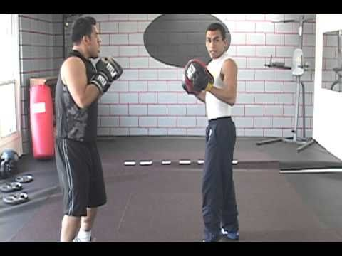 Boxing 101, Focus Mitt Work - YouTube
