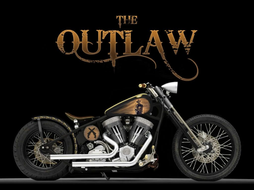 how to build a harley davidson from scratch