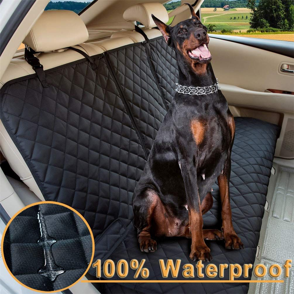 100 Waterproof Dog Seat Cover Vailge Dog Seat Cover Just For Your Dog Dog Car Seat Cover Dog Hammock For Car Dog Hammock