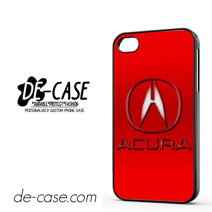 Acura Logo DEAL Apple Phonecase Cover For Iphone Iphone S - Acura phone case