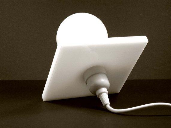 ALBA Modern Table Lamp Bedside Light Foyer by DLdesignworks