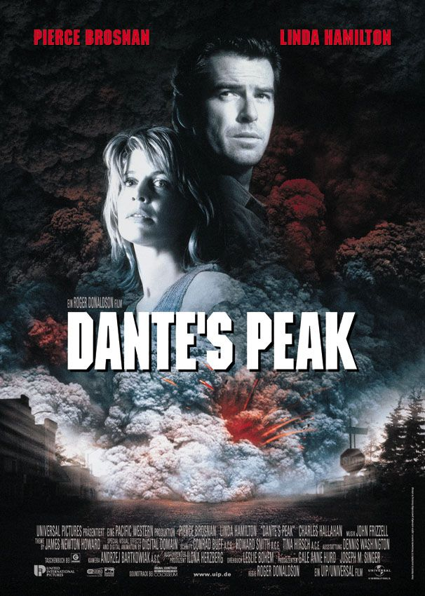 Poster zum Film: Dante's Peak