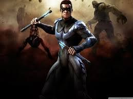 injustice gods among us nightwing pictures - Google Search