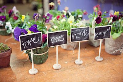 Wedding Style Guide Image Inspiration: Tables