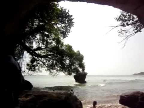 Karang Bolong Beach , West Java