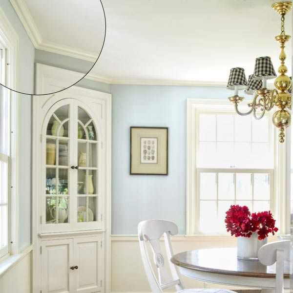 Dining Room Molding: Pin On Built-Ins