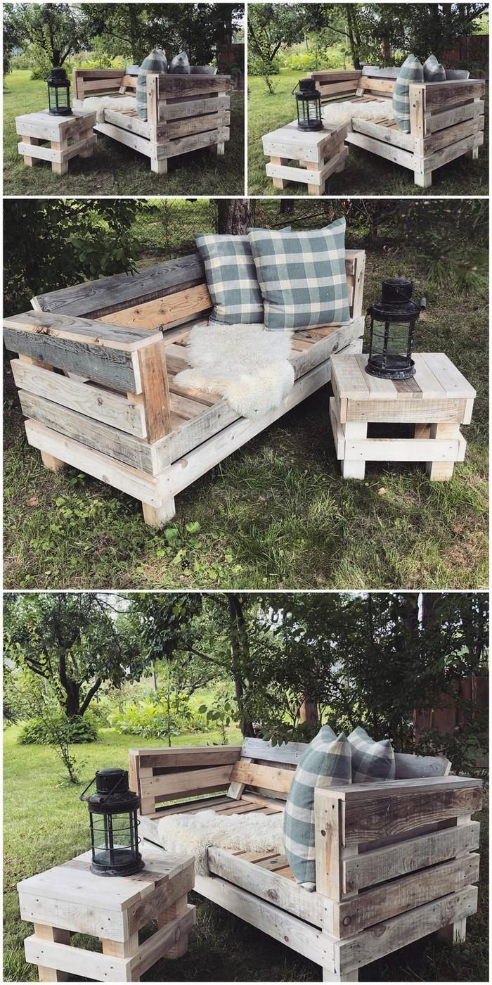 Diy Awesome Cheap And Easy Pallet Furniture Ideas Cheap