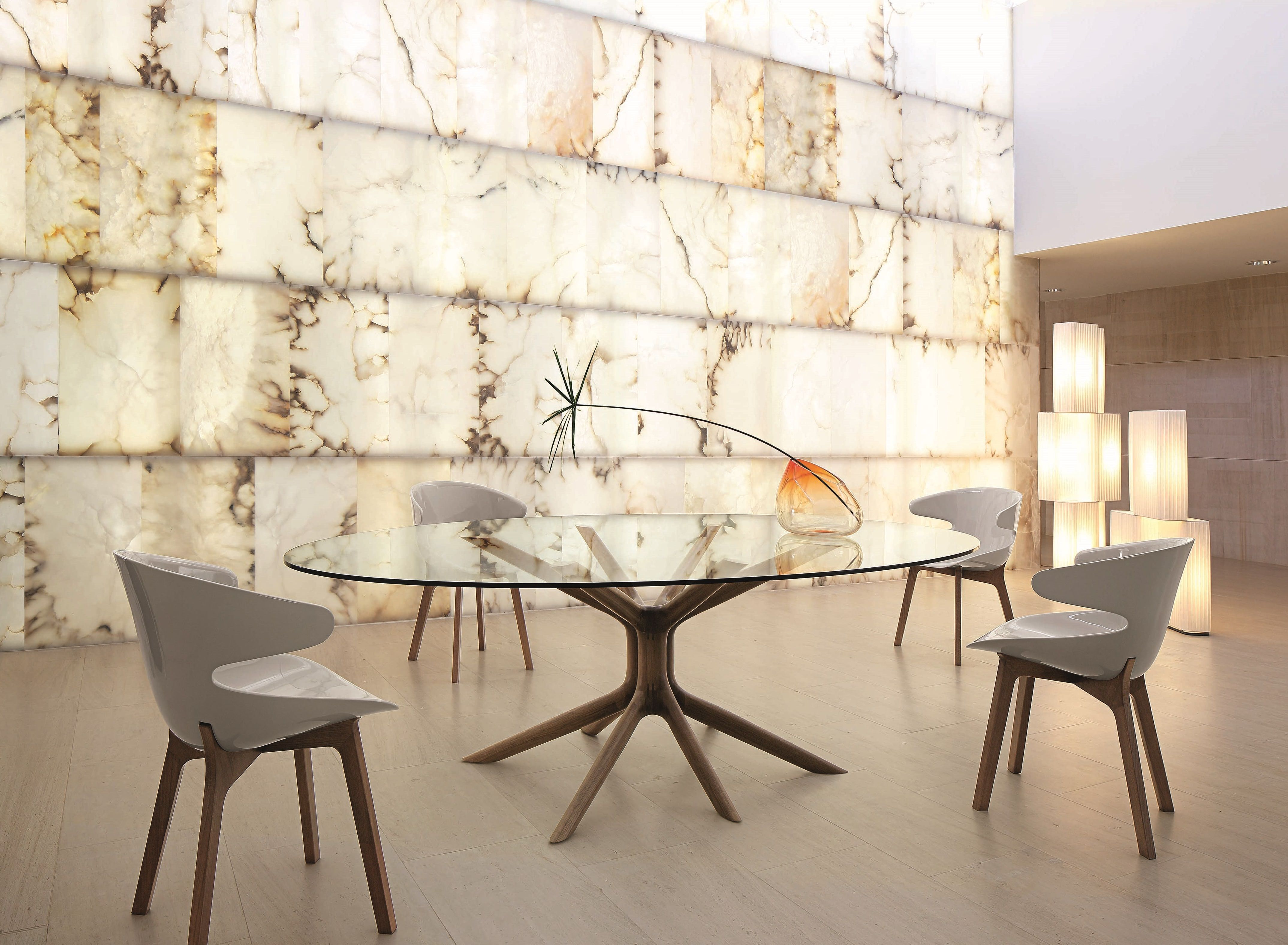 Roche Bobois Magrove Dining Table Design Antoine Fritsch And